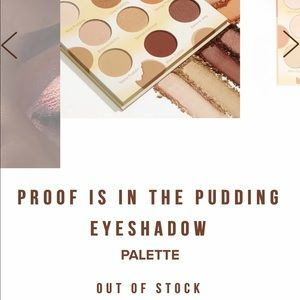 Proof is in the Pudding Eyeshadow Palette